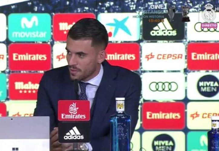 Ceballos acaba de ser elegido como el mejor jugador del campeonato europeo Sub-21. (Twitter/@elchiringuitotv).