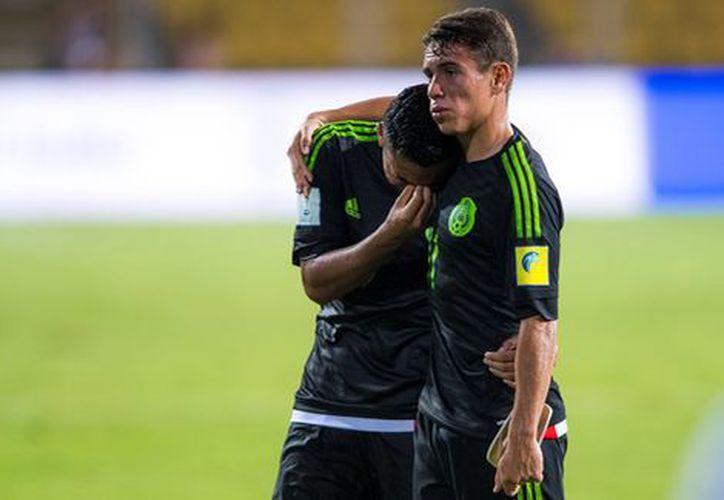 La selección mexicana Sub-17 culminó su participación en el Mundial de la especialidad. (Imago7).