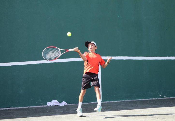 El torneo repartirá puntos para el ranking nacional. (Raúl Caballero/SIPSE)