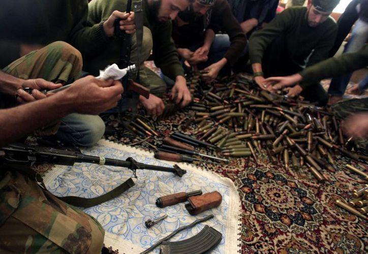 Siria da a Rusia el crédito del acuerdo para la entrega de armas. (Archivo/SIPSE)