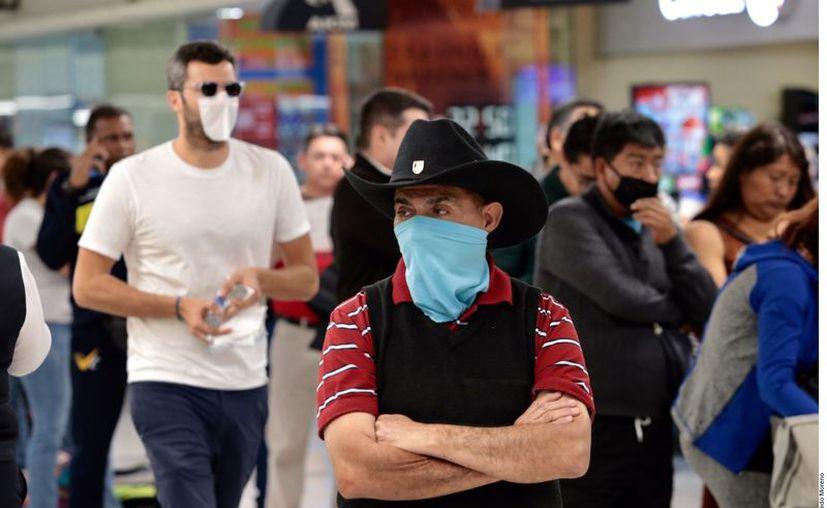 """Cristian Morales, representante en México de la OPS/OMS, aseguró que las autoridades sanitarias mexicanas """"van en el camino correcto"""" en el combate del Coronavirus COVID-19. (Foto: Archivo Reforma)."""