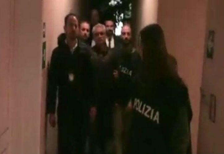 Se espera que en los próximos días Yarrington Ruvalcaba sea repatriado a México por la PGR. (Proceso)