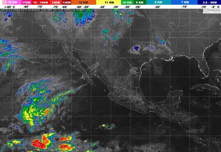 Se prevé un cielo mayormente despejado en Cancún. (Servicio Meteorológico Nacional)