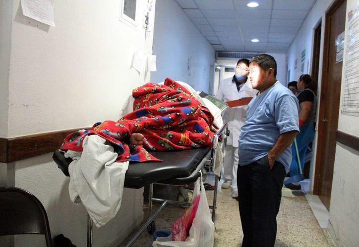 El sector Salud de Quintana Roo fue ubicado como uno de los menos transparentes de México. (Luis Soto/SIPSE)
