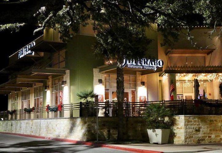 Imagen del restaurante del mexicano Fernando Franco, en San Antonio, Texas. (Foto: Facebook: Di Frabo Ristorante Italiano)