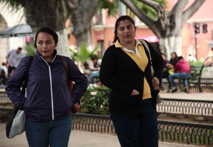 Ayer Mérida registro una mínima de 17.2 grados, la más baja en los 9 días del año. (Jorge Acosta/ Milenio Novedades)
