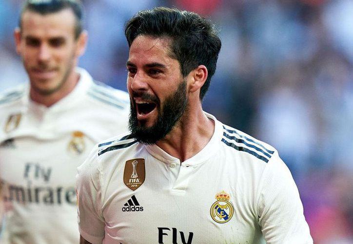 Una mala salida del visitante terminó en la anotación victoriosa para el Madrid (Foto: Instagram @realmadrid)