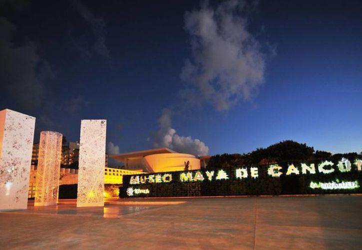 Hace un año abrió sus puertas el Museo Maya de Cancún. (Foto de Contexto/Internet)