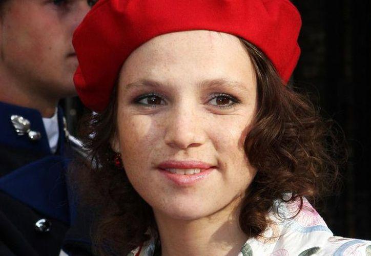 Inés tenía apenas 17 años cuando Máxima se casó con el entonces príncipe Guillermo en Holanda. (La Vanguardia)
