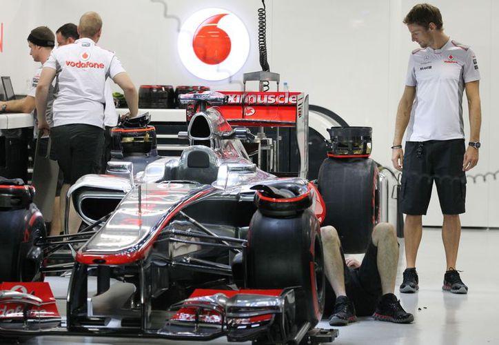 No será la primera vez que Button se convierta en líder de una escudería de Fórmula Uno. (Foto: Agencias)