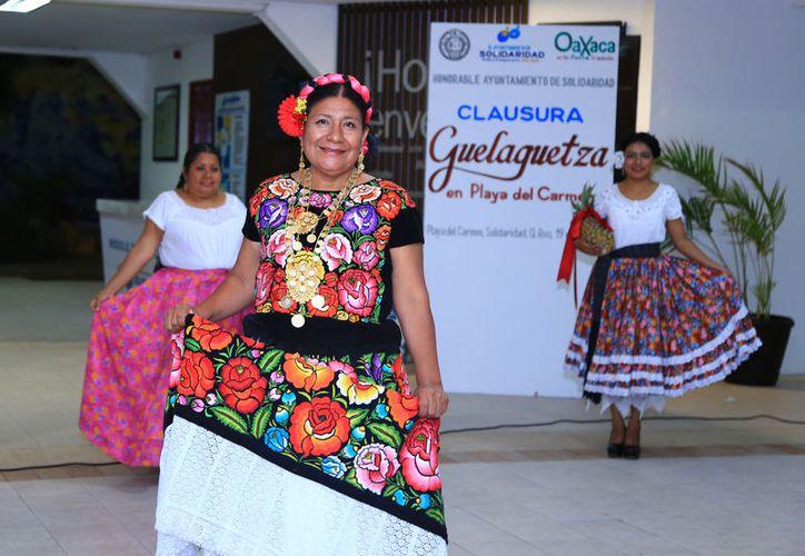 La Guelaguetza de Oaxaca, sus 570 municipios y ocho regiones volverán pronto a Playa del Carmen. (Redacción/SIPSE).