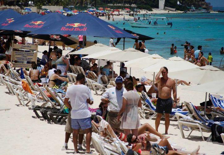 El Fideicomiso de Promoción Turística de la Riviera Maya busca formas de no perder visitantes rusos tras el quiebre de una importante touroperadora que trabajaba con este mercado.  (Octavio Martínez/SIPSE)