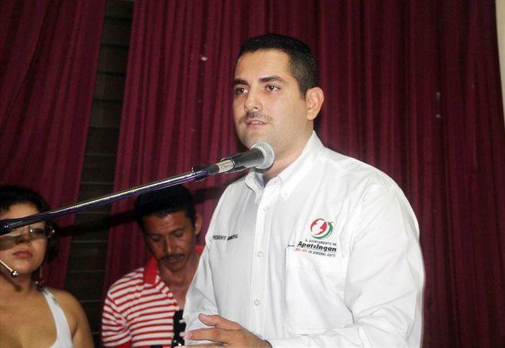 Cheques de nómina de regidores incriminan a Uriel Chávez Mendoza por el delito de extorsión. (lajornadamichoacan.com.mx/Foto de archivo)