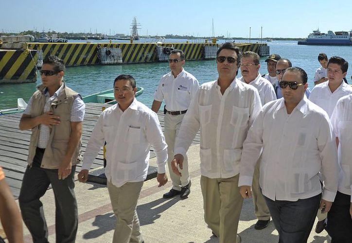 El aún gobernador de Quintana Roo, Roberto Borge, tendrá protección pagada por el gobierno durante 15 años. (Redacción/SIPSE)