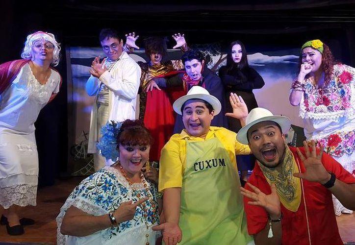 El Teatro Regional de Erick Ávila 'Cuxum' se presentará el jueves 25 con 'El mosco que mece la cuna', en punto de las 20:00 horas. (Facebook: Cuxum Teatro)