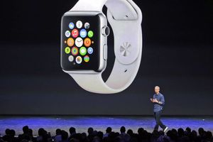 Lanzan el Apple Watch y el iPhone 6