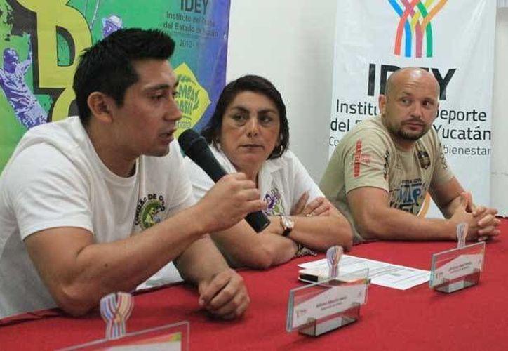 A partir de este miércoles se llevará a cabo el encuentro internacional de capoeira en la unidad deportiva 'Benito Juárez'. (Milenio Novedades)