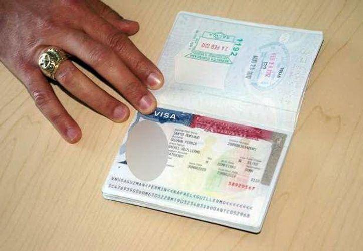 Conoce cómo debes renovar tu visa para poder viajar a EU. Imagen de contexto. (Milenio Novedades)