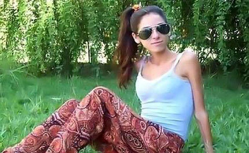 Antonella Mirabelli tenía 19 años de edad. (Facebook Verónica Rodríguez Roca)