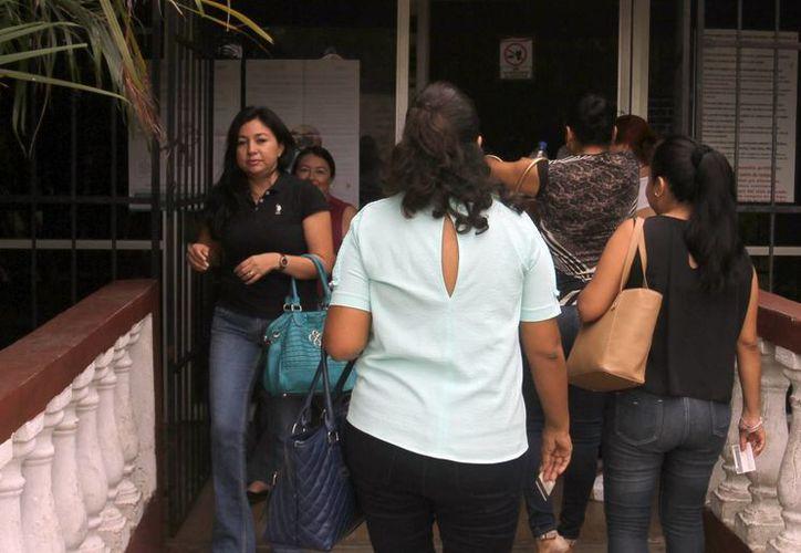 La Evaluación para el Desempeño Docente se realizó sin mayores  contratiempos en Yucatán, aunque con 6 ausentes. (SIPSE)