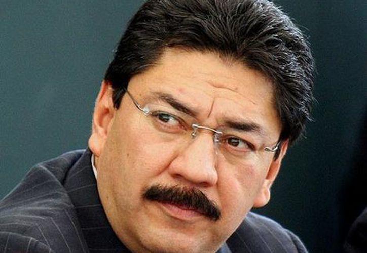 El ex gobernador de Oaxaca Ulises Ruiz (oaxacadiaadia.com)