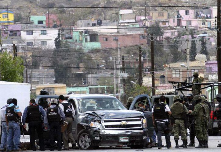 El día de ayer se registraron dos enfrentamientos en Tamaulipas. Foto de contexto. (proceso.com.mx)