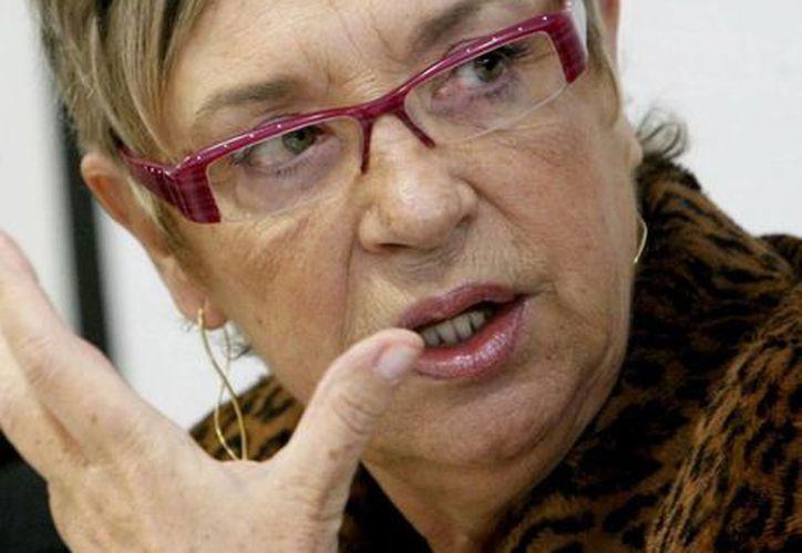 Según la revista Forbes Rosalía Mera tenía una fortuna evaluada en unos 6,200 millones de dólares. (Archivo/EFE)