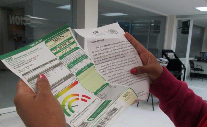 La regularización sólo se aplicó para la factura de junio. (Milenio Novedades)