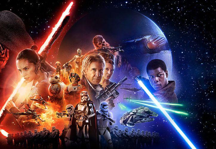 """Llevarán a cabo el curso magistral """"Star Wars: mitología de la fuerza"""". (Contexto/Internet)"""