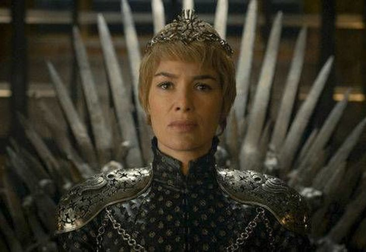 Lena Headey da vida a Cersei Lanister en la serie de HBO, <i>Game of Thrones</i> (Milenio Digital)