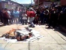 Asaltan casillas y queman material electoral en Michoacán