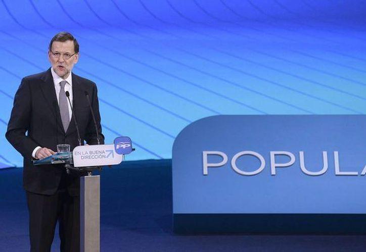 España saldrá de la crisis, promete el jefe del Gobierno, Mariano Rajoy. (EFE)