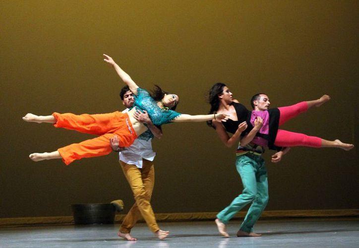 Créssida Danza forma parte de los nuevos talentos en el Estado. (SIPSE)