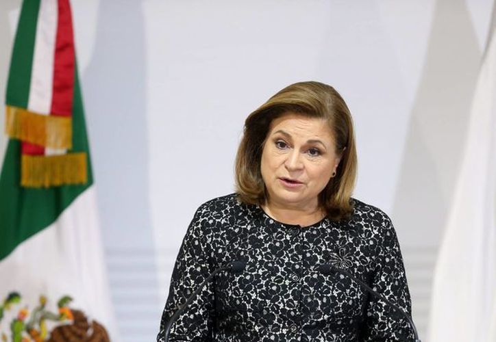 La procuradora Arely Gómez declaró que las pruebas obtenidas violando derechos humanos no tienen ningún valor. (Notimex)