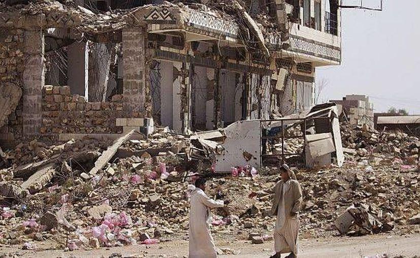 Los extranjeros sirven para presionar al gobierno de Yemen a liberar a los presos políticos. (Agencias)