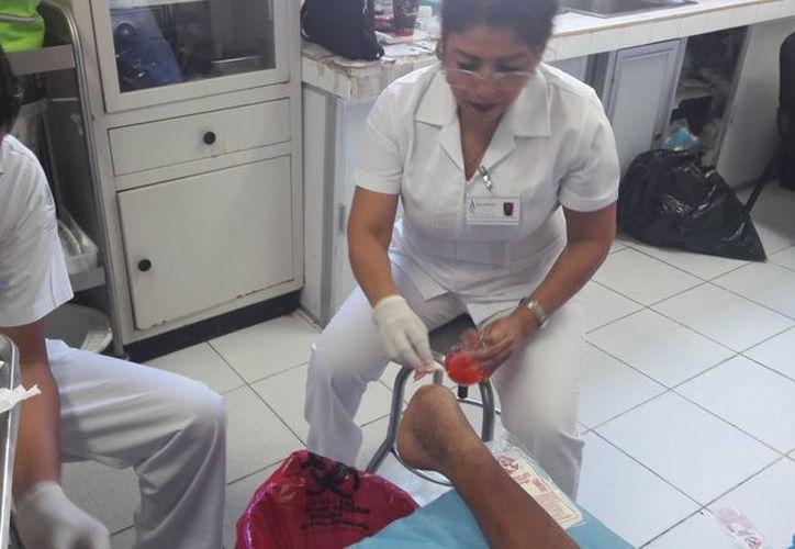 En el CSUM se atiende a los pacientes mal controlados para revisar su tratamiento y ajustarlo para que lleguen al control óptimo de su enfermedad. (Fotos redes sociales)
