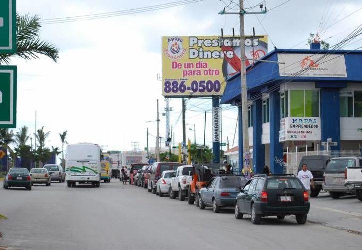 Al finalizar la campaña comenzarán las sanciones por la violación al reglamento de tránsito. (Archivo/SIPSE)