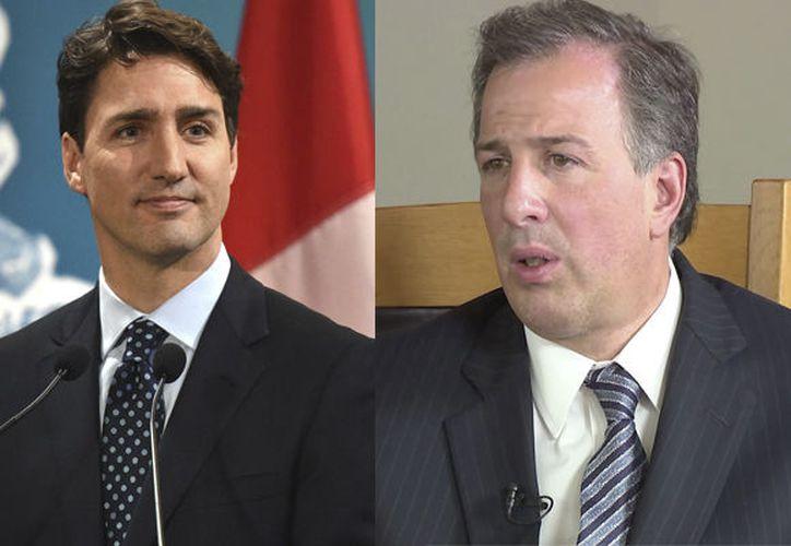 El spot de Meade tiene el mismo formato que el del primer ministro de Canadá. (Foto: Redacción)