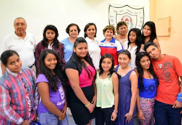 Rehabilitación Integral del Sureste ofrece estrategias creativas y novedosas para atender los problemas de la juventud. (Luis Pérez/SIPSE)