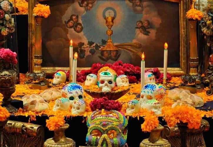 El próximo 2 de noviembre se celebra el Día de Muertos en México. (Contexto/Internet).