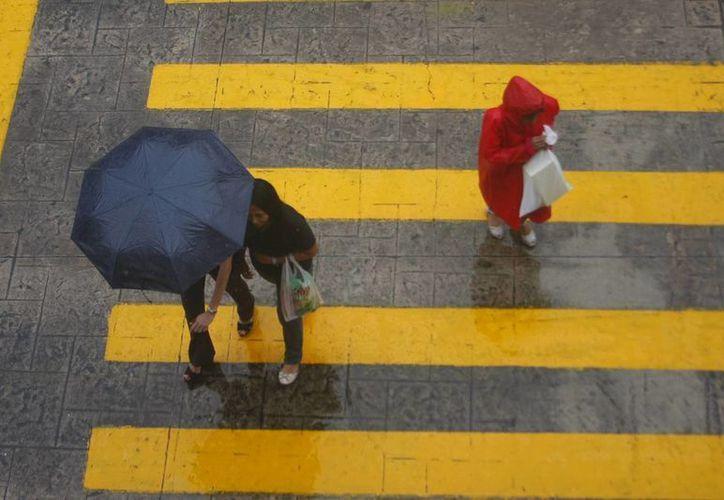 De acuerdo con los pronósticos, las lluvias estarán presentes en Yucatán este fin de semana. (Christian Ayala/SIPSE)