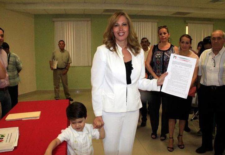 Susan Coboj García contendrá por una diputación en la elección del 7 de julio.(solo-opiniones.com)