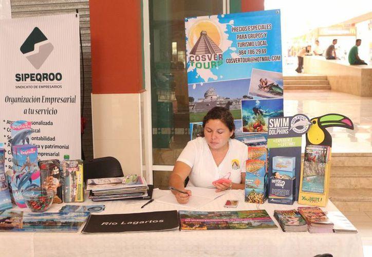 El programa podría otorgar entre cinco y 30 mil pesos a los empresarios. (Adrián Barreto/SIPSE)