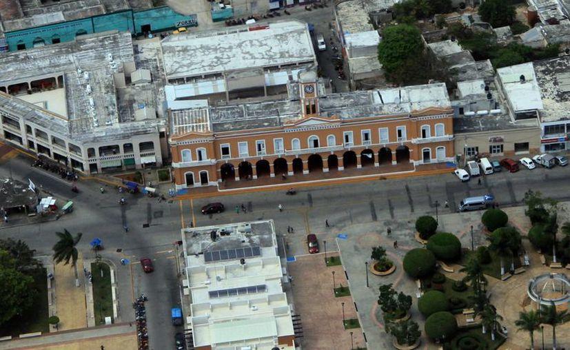Motul es uno de los municipios que han recurrido al amparo. (José Acosta/SIPSE)