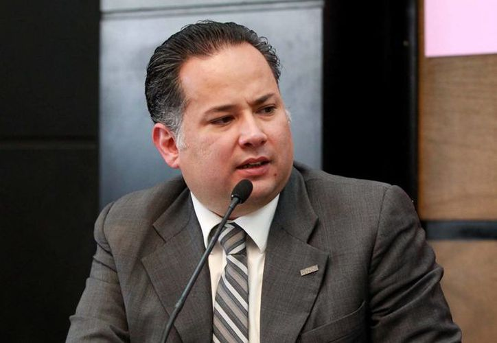 Santiago Nieto Castillo, titular de la Fiscalía Especializada para la Atención de Delitos Electorales de la PGR. (Archivo/Notimex)