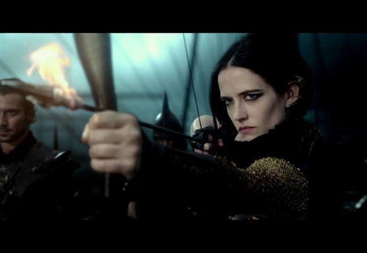 Eva Green es la temida Artima en la película. (visiondelcine.com.ar)