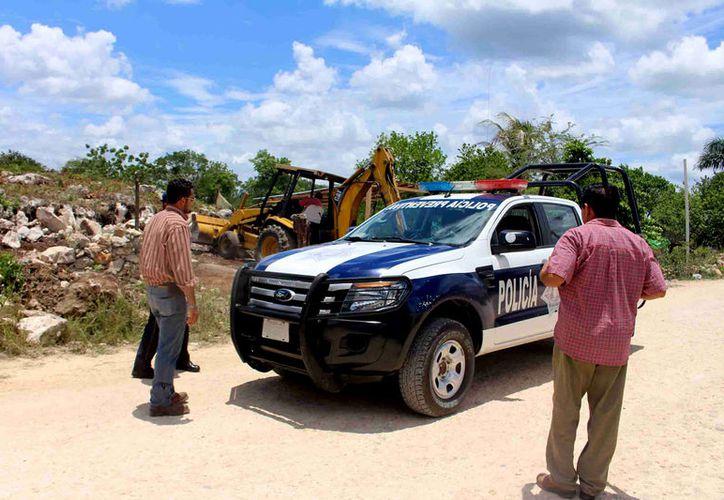 Piden que funcionarios saquen las manos de terrenos irregulares. (Jesús Caamal  / SIPSE)