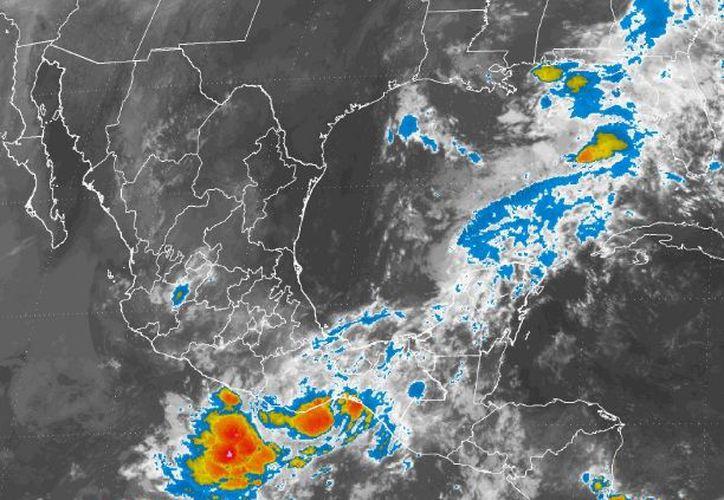 Para hoy se espera un cielo prácticamente cubierto en Chetumal. (Conagua)