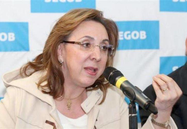 Rosi Orozco: las exitosas acciones contra la trata de personas en el DF deben aplicarse en el resto de México. (snn.imer.gob,mx/Archivo)