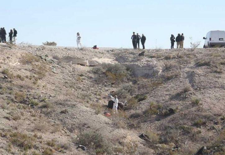 La mujer hispana salió de su casa con rumbo al área de El Paso y Ciudad Juárez.  (Excelsior)